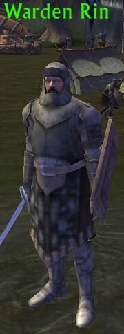 Warden Rin