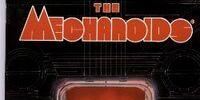 Mechanoids Comics