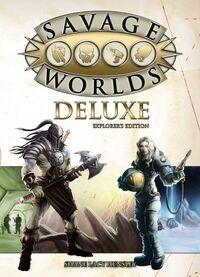 SavageWorlds DeluxeExplorersEdition