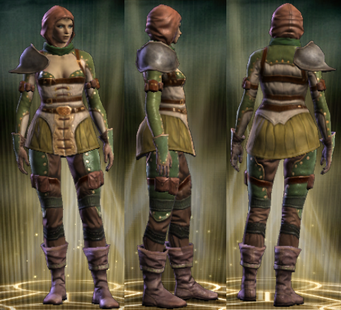 Renegade's Set Female