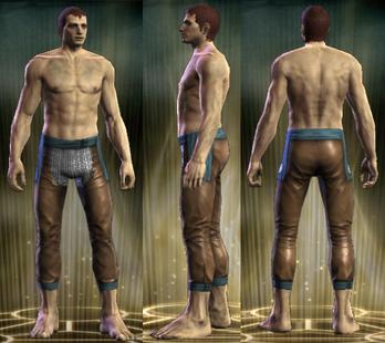 Novitiate's Legs Male