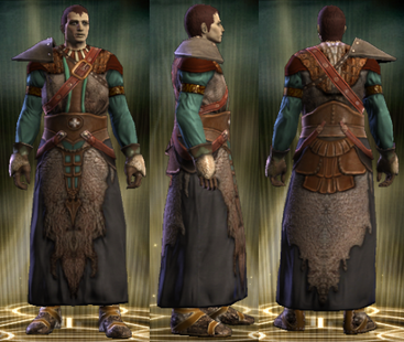 Heretic's Set Male
