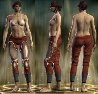 Monarch Legs Female