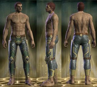 Rasmolov's Legs Male