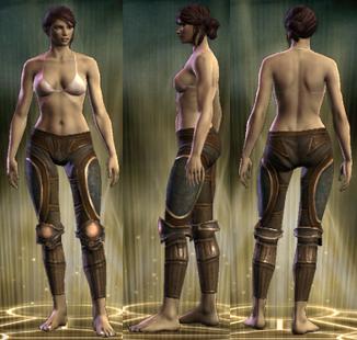Duelist's Legs Female