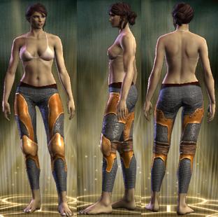 Rector's Legs Female
