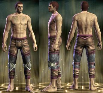 DRT Chain Legs Male