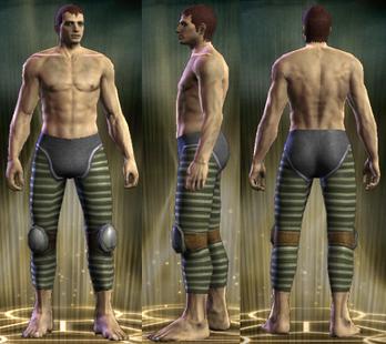 Vindicator's Legs Male