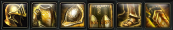 Gold Plate Items1