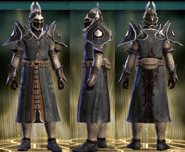PvP R4 Leather Set Seditionist Male