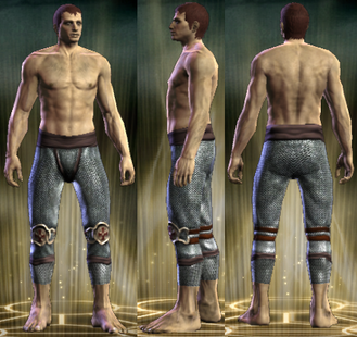 Philosopher's Legs Male