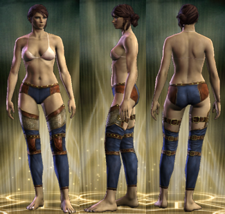 Neophyte's Legs Female