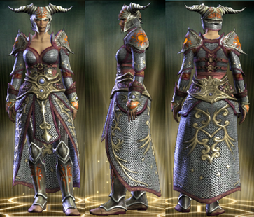 Damon's Set Female