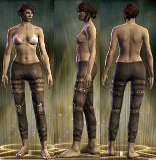 Vicar's Legs Female