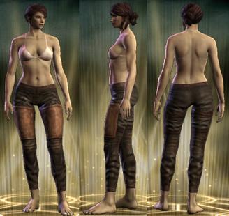 Scholar's Legs Female