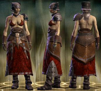 Patrician's Set Female