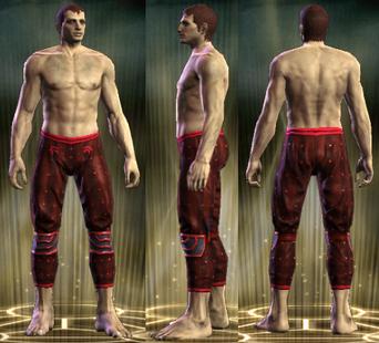 Studious Legs Male