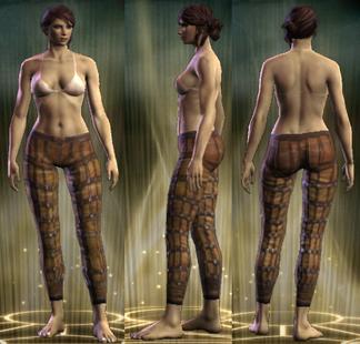 Marauder's Legs Female