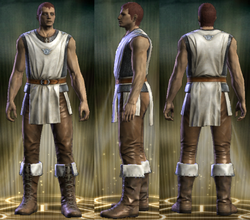 Acolyte Set Male