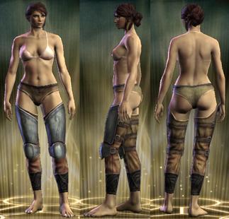 Tin Legs Female