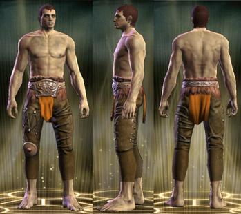Brawlers Legs Male