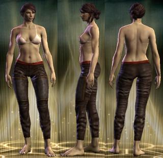 Outlaw's Legs Female