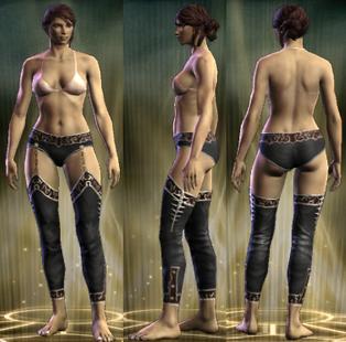 Theurgist's Legs Female