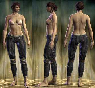 Betrayer's Legs Female