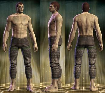 Agent's Legs Male
