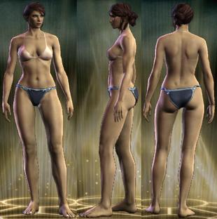 Bishop's Legs Female