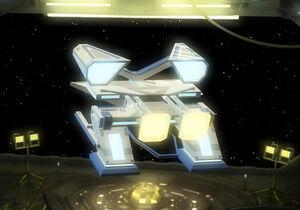 Hexad hull