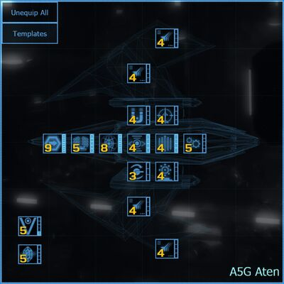 A5G Aten blueprint updated