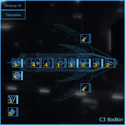 C3 Bodkin blueprint updated