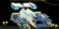 A5 Strata Gunship