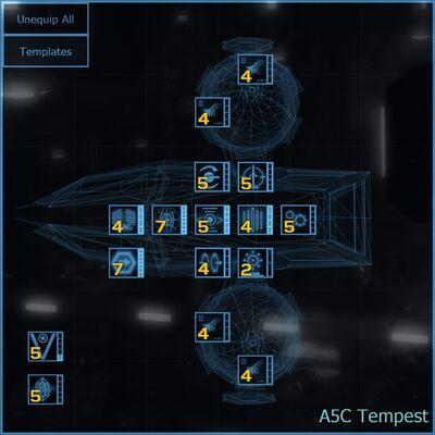 A5C Tempest blueprint updated