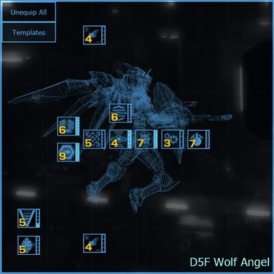 D5F Wolf Angel blueprint updated