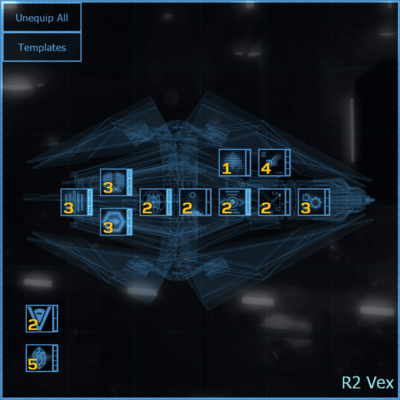 R2 Vex blueprint updated