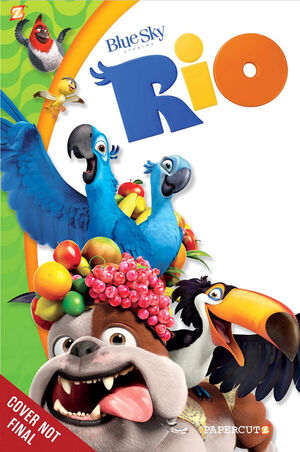 Rio no.3 - A Dog's Tale