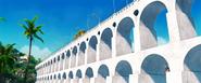 Rio (movie) wallpaper - Lapa Arches