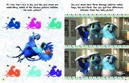 Rio 2 Sticker Book 3
