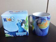 Blu mug