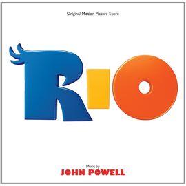 Rio Music Score by John Powell