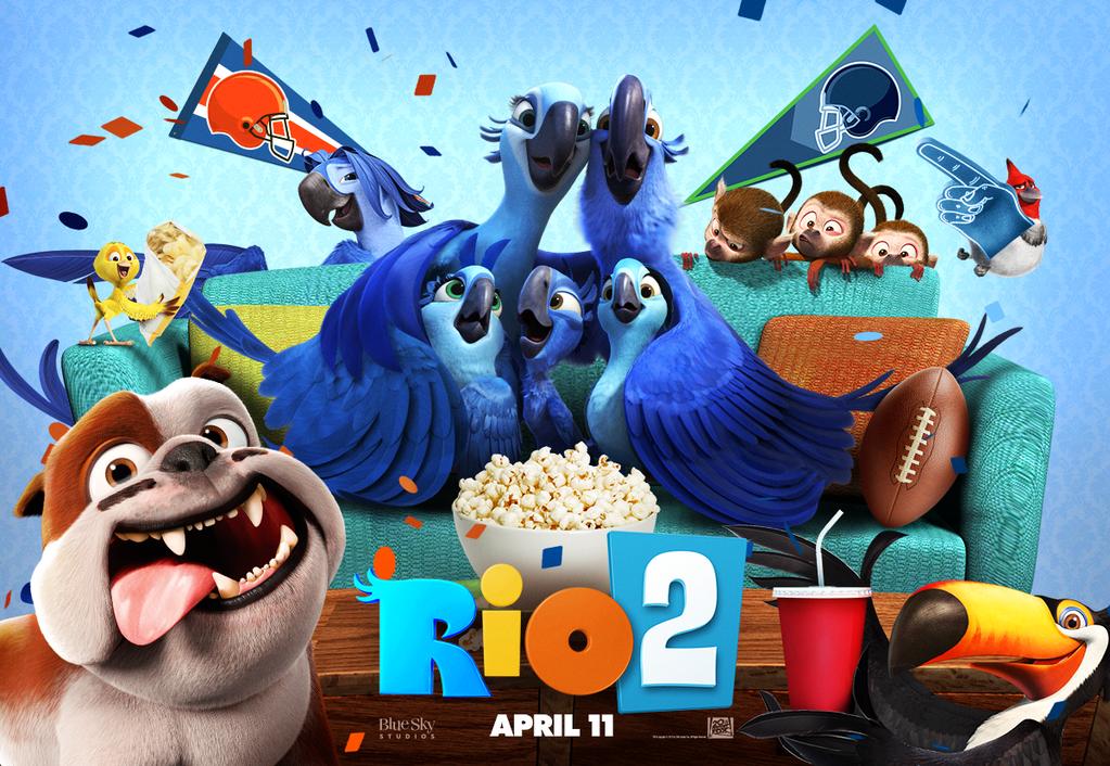 Image - Rio 2 Super Bowl.png : Rio Wiki : FANDOM powered ...