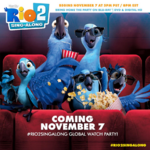 Rio 2 Watch party