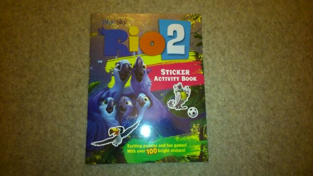 File:My Rio 2 2nd sticker book.jpg