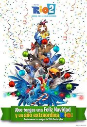 Merry Christmas Rio