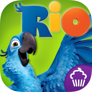 Rio Read & Play app