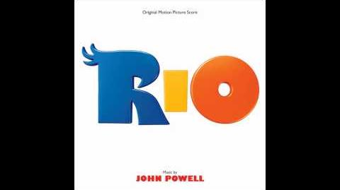 Rio Original Motion Picture Score - 06 Locked Up