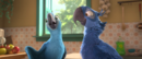 Blu in house