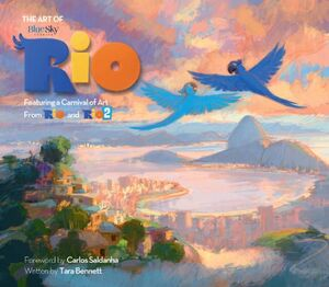 Rio art of the carnival
